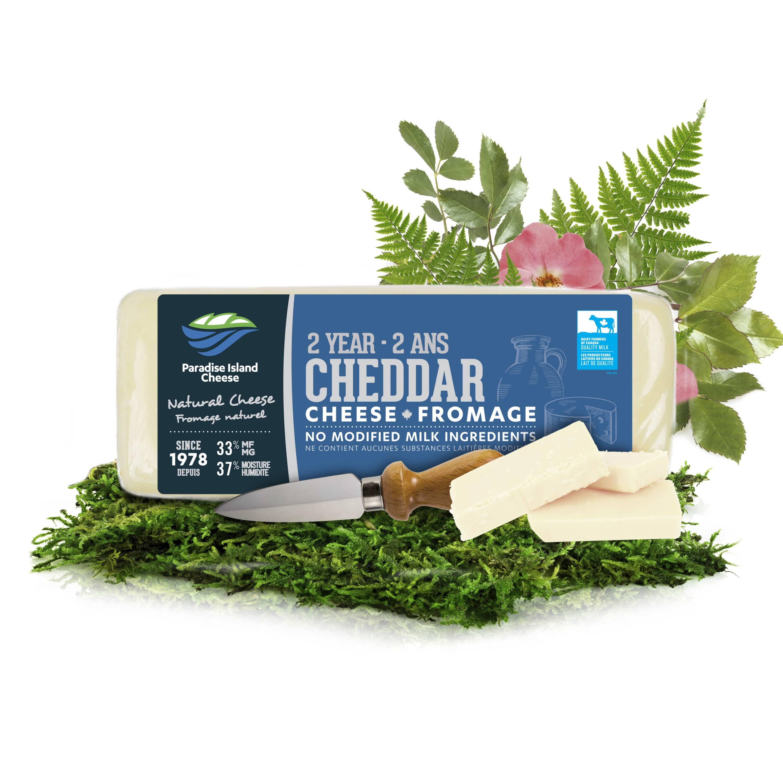 2-Year Cheddar
