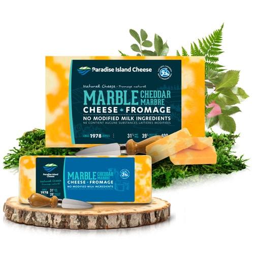 Marble Cheddar