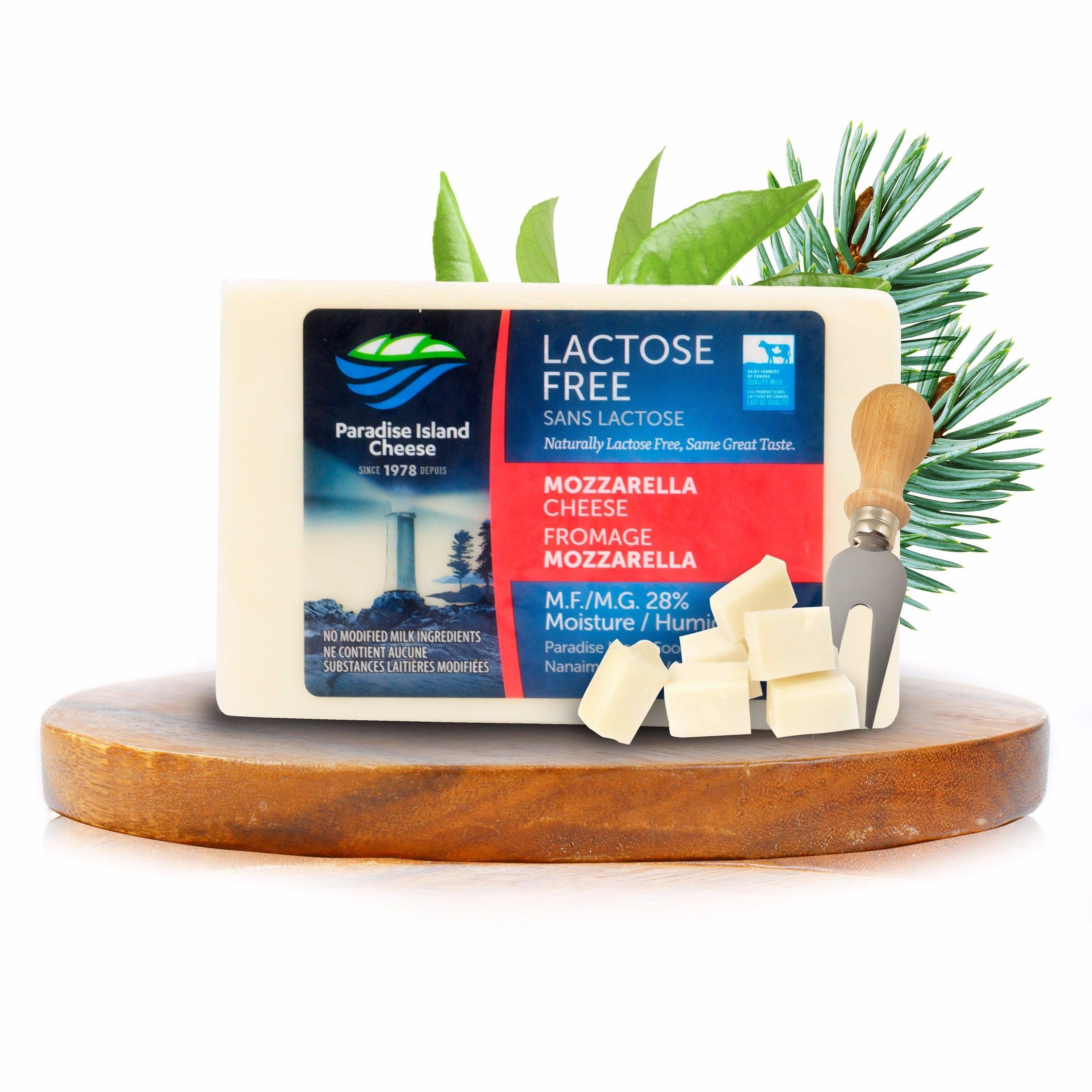 Lactose Free Mozzarella