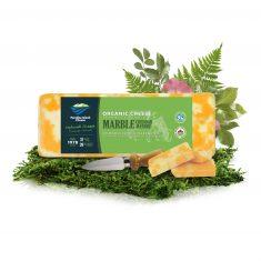 Organic Marble Cheddar