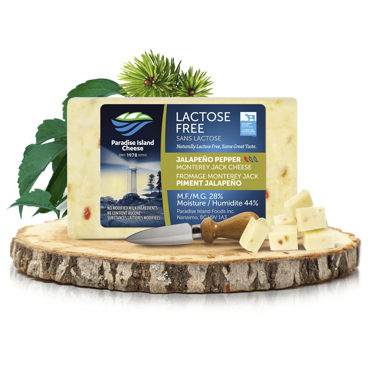 Lactose Free Jalapeño Monterey Jack